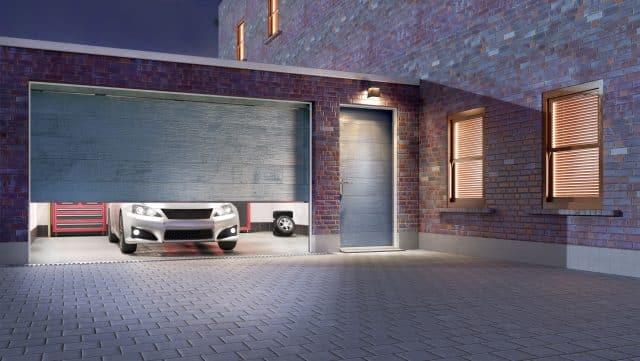garážové brány